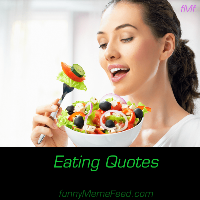 eating quotes - featured image