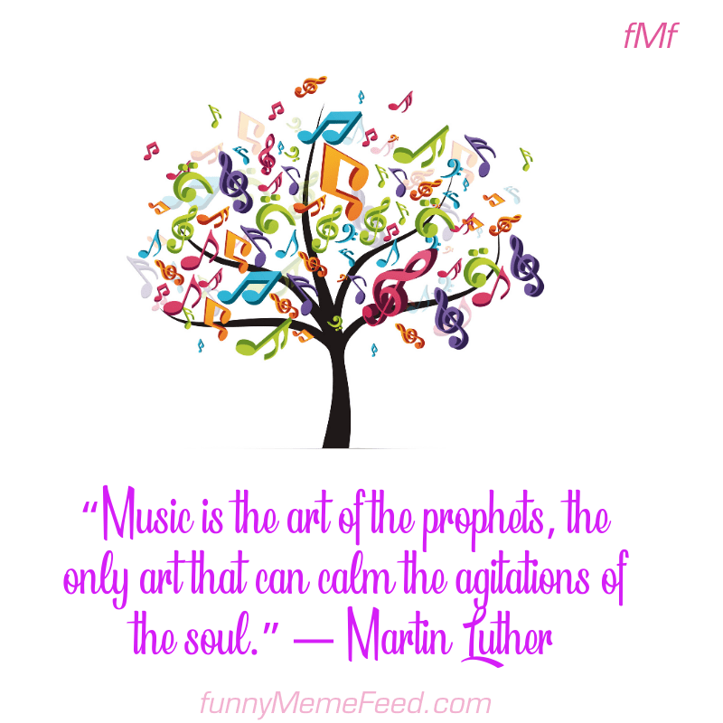 """music quotes  