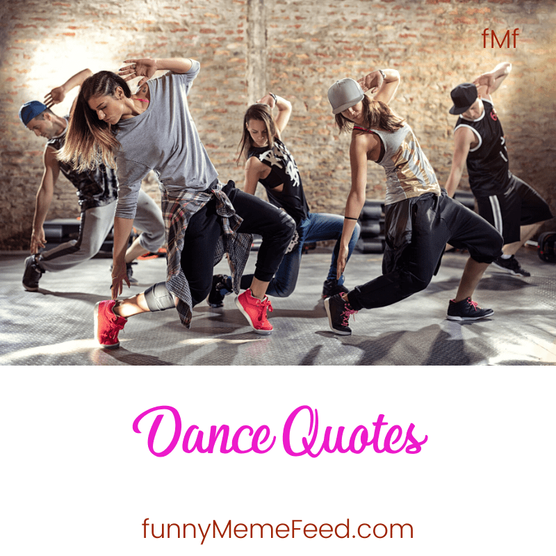 dance quotes featured image