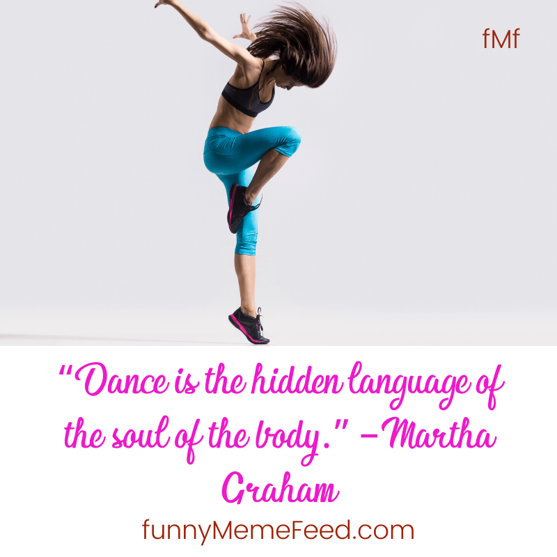 """dance quotes 