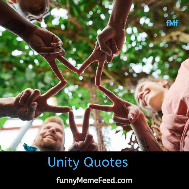 Unity Quotes - Featured Image