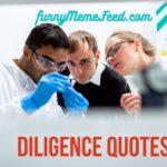 diligence quotes